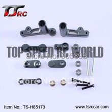 Free shipping R C racing car CNC Alloy Steering Parts Set Baja 5B Parts 85173 for