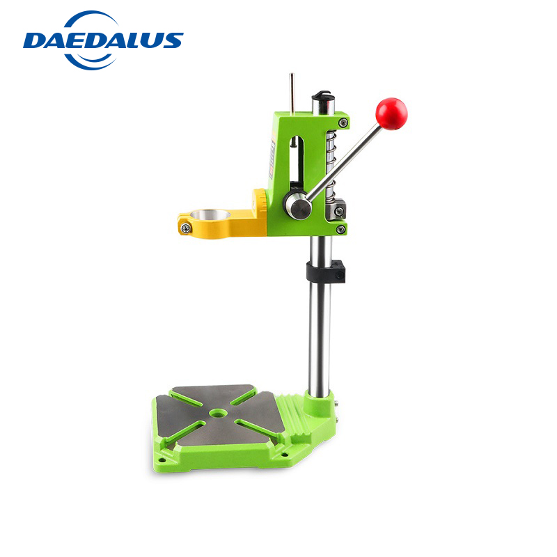 Electric Drill Stand Power tool Drill Press Stand Table 0-360Degrees For Woodworking Tools free shipping domestic woodworking high power electric tool portable electric planer