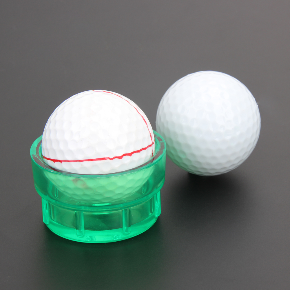 Golf Scriber Golf Ball Line Marker Liner Template Easily Drawing Tool Apply Precise Line 360 Degree Around The Circumference