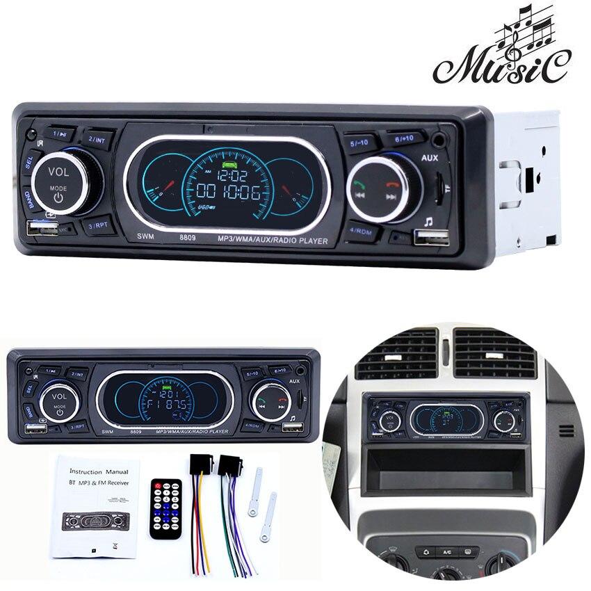 Multifunction MP3 Player FM Modulator Car Bluetooth Handfree Support U Disk Card Machine Transmitter MP3 Player For Car MP3 Car