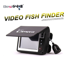 Bestwill Original HD 1000TVL 3.5″ Professional Underwater Fishing Camera Fish Finder Video Recorder 2 IR LEDs With/ Without DVR