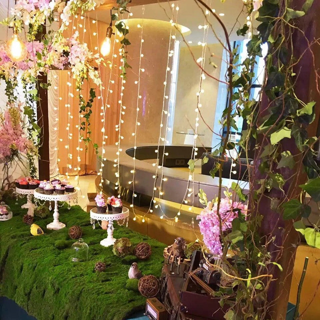 New 1.5m 3m 6m garland fairy led b