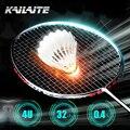 KAILITE 4U 82g G2 покрытие процесс ультра легкий полностью углеродный бадминтон ракетка 32LBS Спорт соревнование бадминтон