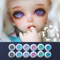 NEW!!! CUTE  BJD Eyes Acrylic Eyeballs  for SD/MSD/YSD/70CM Ball-jointed Doll  all size