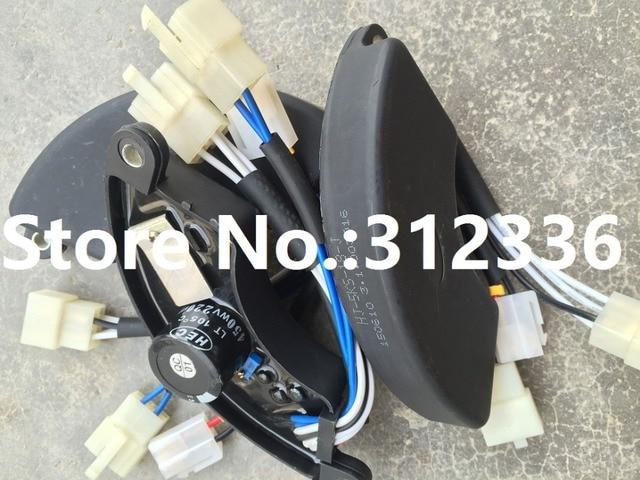 Free Shipping Generator Three Phase 3 Phase 380~440V AVR  4kw 5kw 6kW 4kVA 5kVA 6kVA 7kVA suit all chinese brand