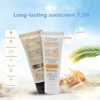 Facial Body Sunscreen Whitening Sun Cream Sunblock Skin Protective Cream Anti-Aging Oil-control Moisturizing SPF 90 Face 4