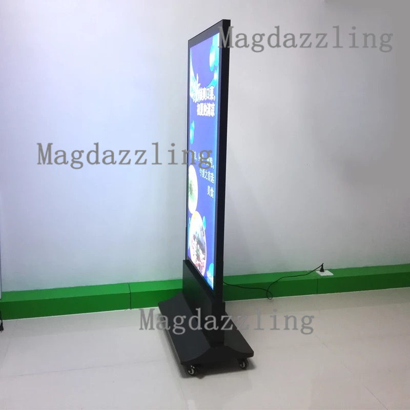 LED Light Box Display Stand
