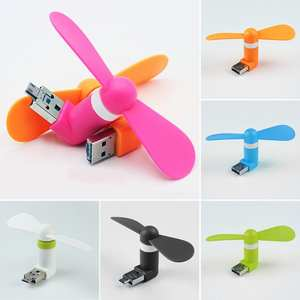 Micro USB Cooling Mini Fan For Xiaomi Android Travel Mini USB Gadget Portable Summer