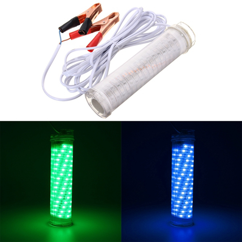 New Arrival IP68 Waterproof 90/150 LED Fishing Light Lamp 20W/30W 12V Underwater LED Boat Fishing Squid Fish Prawn Lure Lights 6m cable 60w lighted fishing lure attracting octopus squid fishing lure led lamp 12v