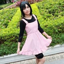 Free Shipping Kagerou Project MekakuCity Actors Hiyori Asahina Cosplay Costume Anime Dress+shirt+leggings