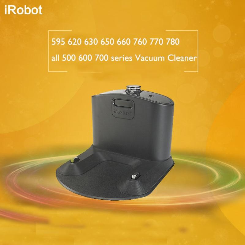 1 pcs charging base for iRobot Roomba 595 620 630 650 660 760 770 780 all 500 600 700 series Vacuum Cleaner Parts цена и фото