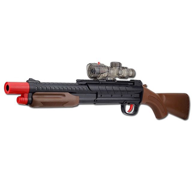 Plastic Toy Gun Infrared Sniper Rifle Paintball Gun Sniper Pistola Airsoft  Arma Water Ball Arme Orbeez Toys For Children-in Toy Guns from Toys &