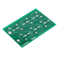 Double 2 7V 350F Super Capacitor Protection Board Fala Capacitance Plate Limit Plate