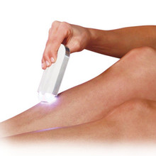 Beauty Health - Shaving  - 2017 Rotary Epilator Rechargeable Finishing Touch Hair Remover Free Hair Removal Instant&Pain Free Laser Sensor Light Safely D