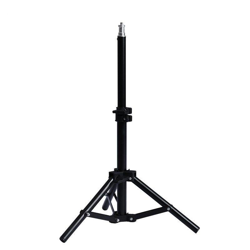 CY kamera Foto Video Licht Stative Studio Stehen 50 cm/1.64ft Licht Lampe Stand-stativ für Flash Softbox Regenschirme studio unterstützung