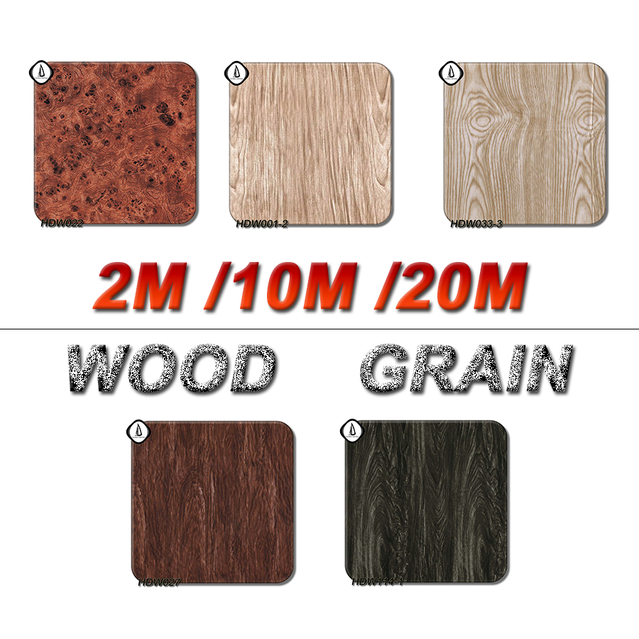 Hydro Dipping WTP No.HDWG 0.5M Width 2M 10M 20M Length Wood Grain Pattern Hydrographic Liquid Image Water Transfer Film wood block pattern water absorption area rug
