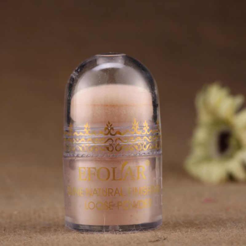 1 шт. 4 цвета рассыпчатая пудра матовая установка пудра для лица длительный контроль масла отбеливание водостойкая кожа прозрачный порошок