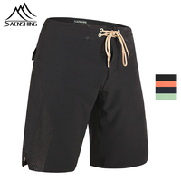 SAENSHING High Quality Beach Board Shorts Men Surfing Swim Shorts Breathable Summer Sport Short Male Maillot De Bain Plus Size