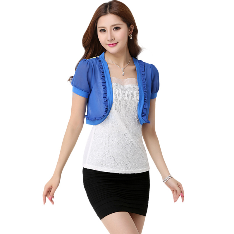 Ladies Short Summer Jackets - JacketIn