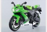 SAINTGI 1pcs Motorbike Kawasaki ZX 10R Ninja Road Racing ZXR Ninja 250 Motorcycle Toys Classical 1