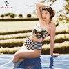 Ariel Sarah Brand 2017 Swimwear Women Swimsuit Fused New One Piece Swimsuit Top Bathing Suit Women