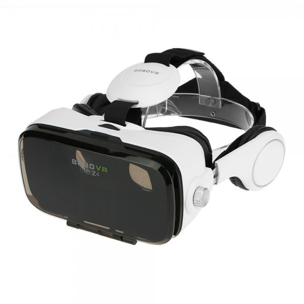 BOBO VR Xiaozhai Z4  3D VR Glasses Headset 3D  with Bluetooth for Android iOS Windows Smart Phones within 4.7 to 5.5 Inches