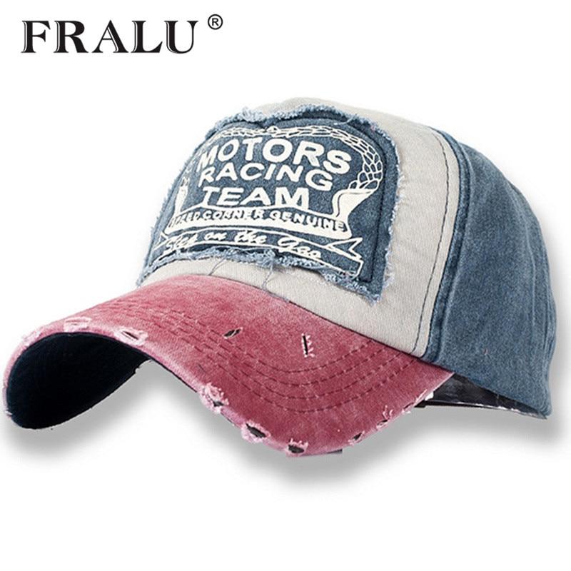 FRALU Hot Spring Cotton Cap Baseball Cap Snapback Hat Summer Cap Hip Hop Fitted Cap Hats For Men Women Grinding Multicolor