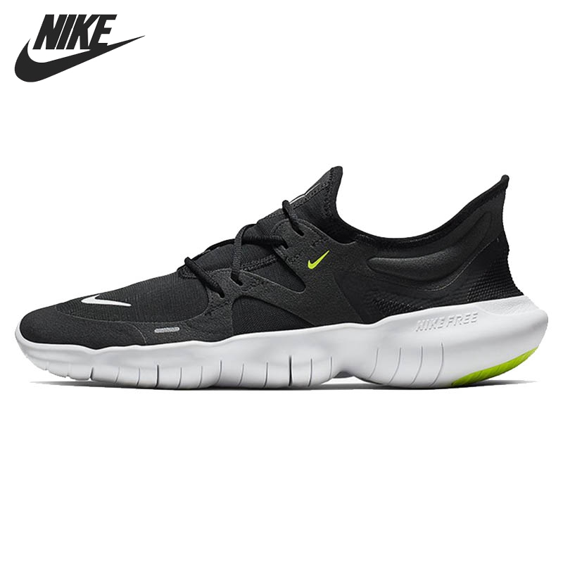 US $123.9 30% OFF|Oryginalny nowy nabytek NIKE Free RN 5 męskie buty do biegania trampki w Buty do biegania od Sport i rozrywka na AliExpress