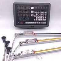 Горячая цена полный УЦИ Комплект HXX мельница токарные станки 3 оси цифровой дисплей с функцией озвучивания и шт.. Высокая точность оптически