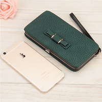 Women Wallet Phone Bag Leather Case For Xiaomi Redmi 4 Pro Note 3 4 4X Mi5