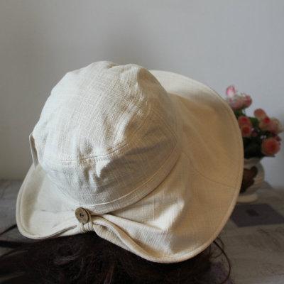 Шляпа солнца шляпа Открытый можно сложить вместе со шляпой ткани шляпы.