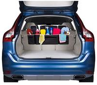 2 in 1 functionality Trunk & Backseat Organizer Space Saving High Capacity Storage Heavy Duty Design Fits Any Car or SUV