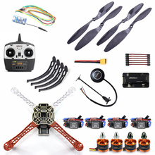DIY 2.4G 4Axis RC Quacopter Atitude Hold Drone with APM 2.8 Flight Control 450mm Wheelbase Wireless Transmission Brushless Drone