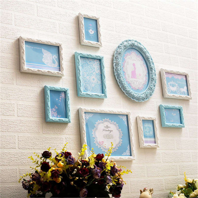 online buy wholesale white picture frames from china white picture frames wholesalers. Black Bedroom Furniture Sets. Home Design Ideas