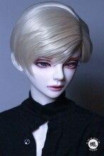 Шарнирная кукла HeHeBJD 1/3, фигурки из смолы, красивая кукла для мальчиков, Лидер продаж, шарнирный глаз