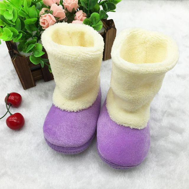 Soft Baby Boots