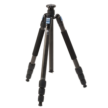 SIRUI W-1204 Carbon Fiber Tripod Professional Tripod Fast Split-center Column Portable Stable Tripod For Digital Video Camera