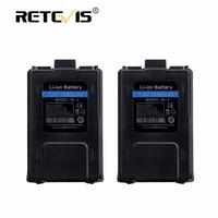 Retevis 7 4V3800mAh RT 5R Li Ion Battery For Retevis RT 5R Baofeng UV5R UV5RB UV5RE
