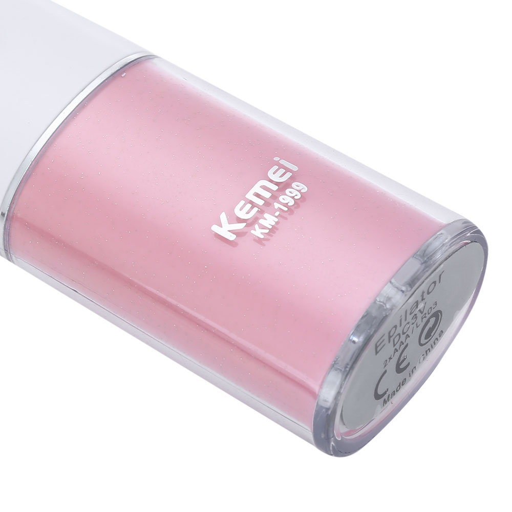 Personal Care Appliances Fine Kemei Km 189a Lady Epilator Usb Charge Hair Removal Machine Electric Rechargeable Female Shaving Trimmer Hair Removal Refreshment Epilators