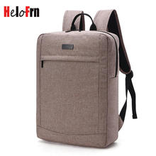 HeloFrn Multi Color Backpack Men Women Bagpack College Student For Loptop Teenager Mochila Business Gray Red