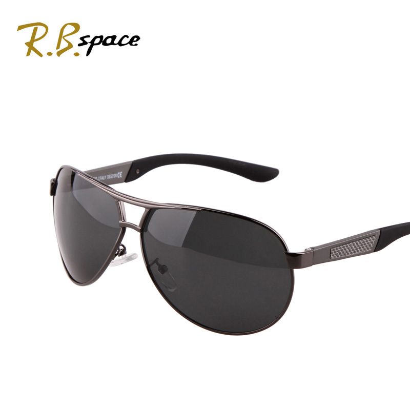 37a01b6806983 Hot 2017 Fashion Men s UV400 Polarized coating Sunglasses men Driving  Mirrors Eyewear Sun Glasses for Men with Case Box-in Sunglasses from  Apparel ...