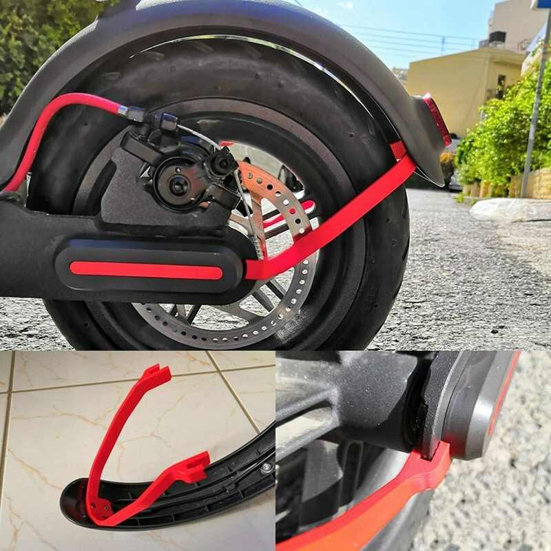 Support de garde-boue arrière Support rigide pour Scooter électrique Xiaomi Mijia M365/M365 Pro pièces d'accessoires de Scooter