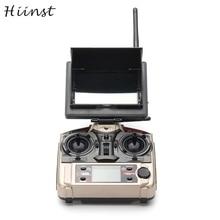 HIINST lucu H8D 6-Axis Gyro 5.8G FPV RC Quadcopter Drone HD Kamera Dengan Monitor empat pesawat sumbu Satu kunci hadiah kembali p23