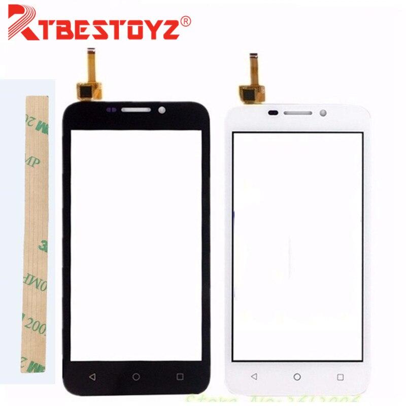 3m Sticker High Quality For Huawei Y5 Y541 Y541 U02 Touch Screen Digitizer Sensor Panel Front