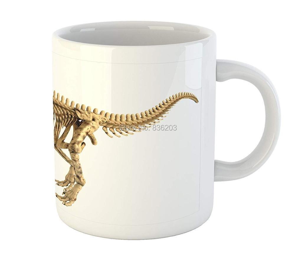 Tea-Rex-Imprimé Mug