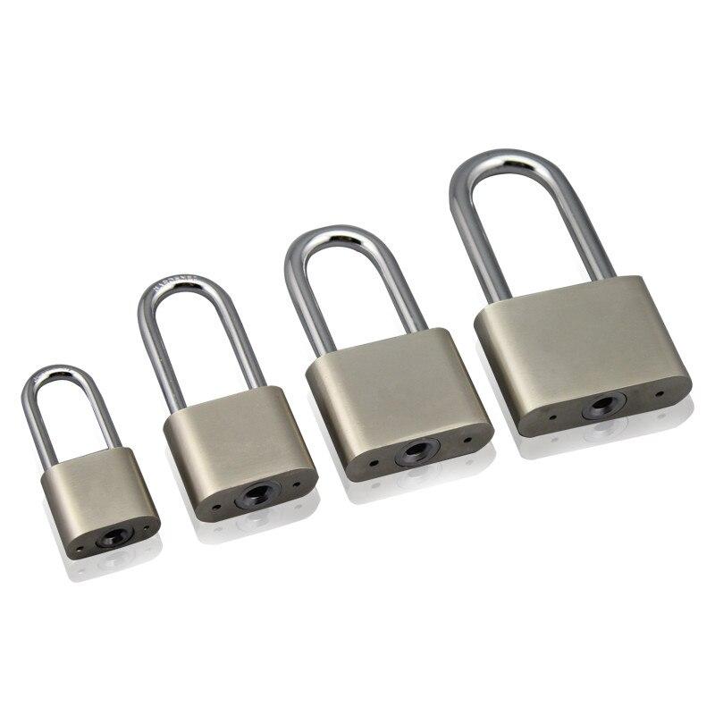 где купить Professional Safe Anti-theft Padlock Lock with 4 Keys Drawer Cabinet Luggage Zipper Bag Lockers locks дешево