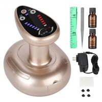 Electric Body Scraping Cupping Massage Physiotherapy Device Negative Pressure Meridian Dredging Slimming Guasha Suction Massager