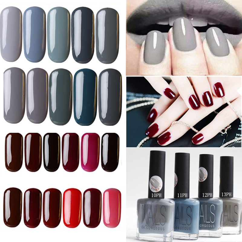 Online Buy Wholesale matte nail polish brands from China matte ...