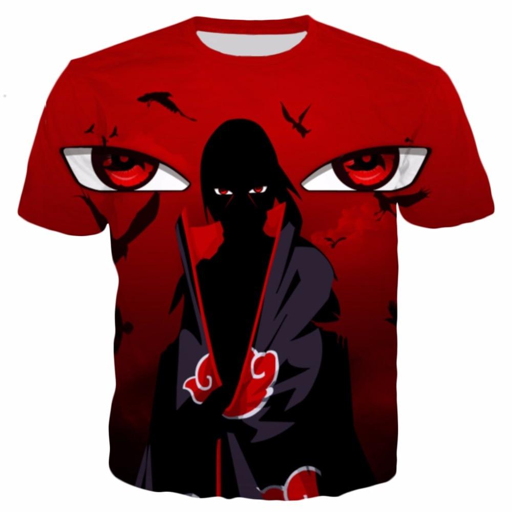 PLstar Cosmos Anime Naruto Hokage Shirts 3D Hoodies pullovers Kids Boys 3D Hooded Sweatshirts Men Tops Anime Costumes Cosplay in Hoodies amp Sweatshirts from Men 39 s Clothing