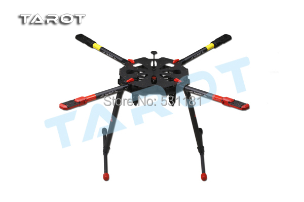 Tarot X4 aerial vehicle TL4X001 6 axis quadcopter with Electric Retractable Landing Gear tarot quadcopter tl150h1 150mm 4 axis quadcopter aircraft with camera